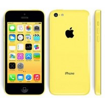Apple iPhone 5C 16GB geel simlock vrij refurbished